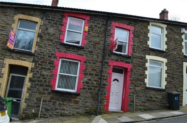 3 Bedrooms Terraced House for sale in Hughes Street, Mountain Ash, Mid Glamorgan