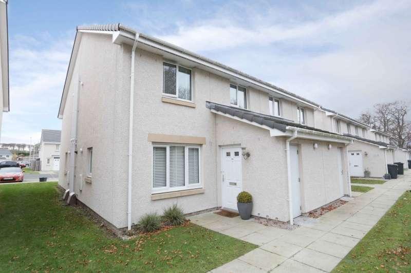 2 Bedrooms House for sale in Jesmond Grange, Bridge of Don, Aberdeen, Aberdeenshire, AB22 8HD