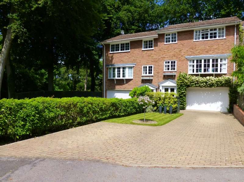 4 Bedrooms Terraced House for sale in Clevemede, Goring on Thames, Reading, RG8