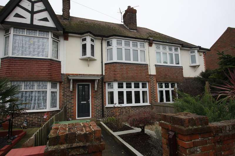 3 Bedrooms Terraced House for sale in Winchelsea Road, Eastbourne BN22