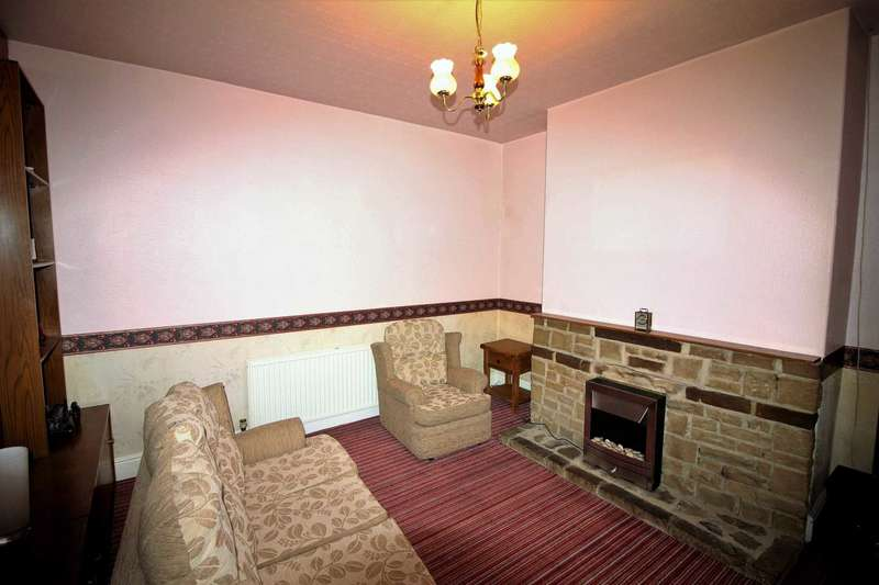 3 Bedrooms Terraced House for sale in Knowle Lane, Meltham Mills