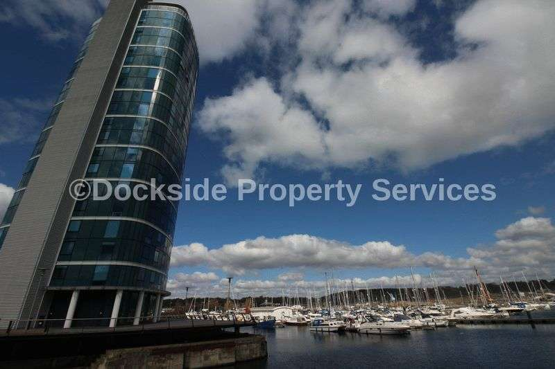 1 Bedroom Flat for sale in The Quays, Chatham Maritime