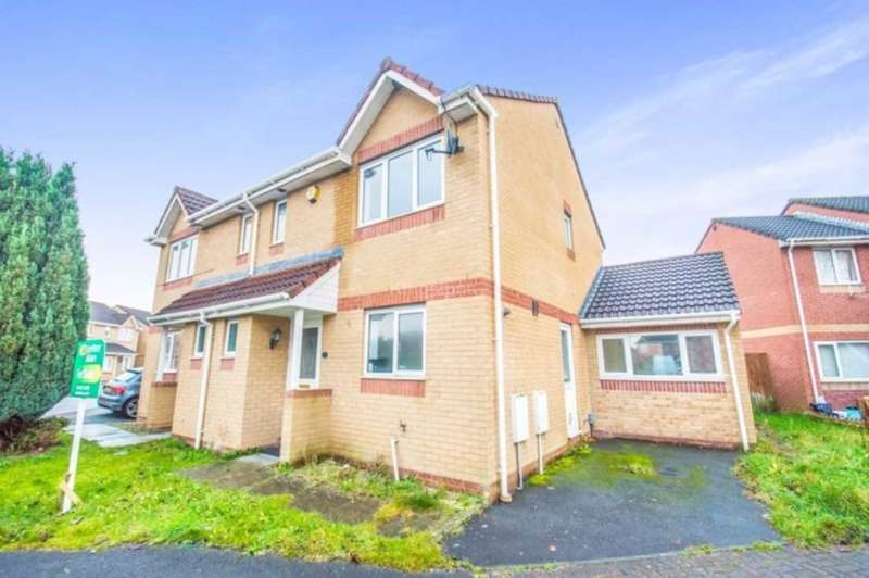3 Bedrooms House for sale in Pearce Close, St. Mellons, CF3 0PT