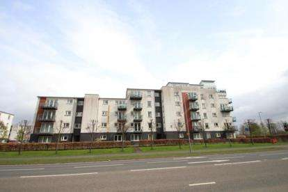 2 Bedrooms Flat for sale in Redshank Avenue, Renfrew