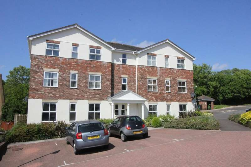 1 Bedroom Flat for sale in Cotehele Drive, Paignton