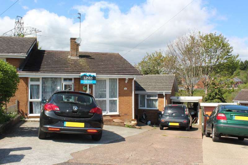 4 Bedrooms Semi Detached Bungalow for sale in Grenville Road, Exmouth