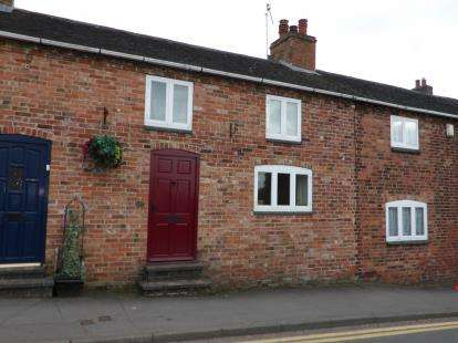 1 Bedroom Terraced House for sale in High Street, Measham, Swadlincote