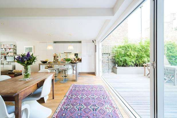 3 Bedrooms Flat for sale in Oxford Gardens, London, W10