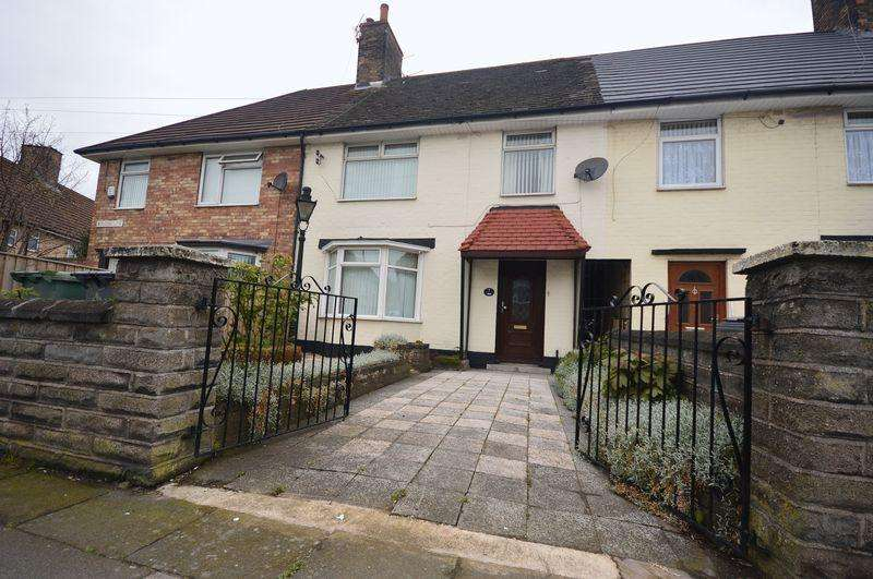 3 Bedrooms Terraced House for sale in Woodend Lane, Speke, Liverpool