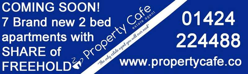 2 Bedrooms Apartment Flat for sale in Eversley Road, Bexhill on Sea, TN40