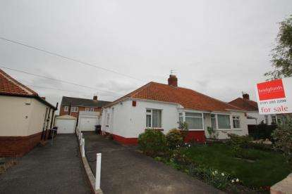 2 Bedrooms Bungalow for sale in West View, Wideopen, Newcastle upon Tyne, Tyne and Wear, NE13