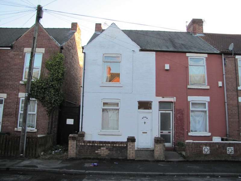 2 Bedrooms End Of Terrace House for sale in Ronald Road, Balby