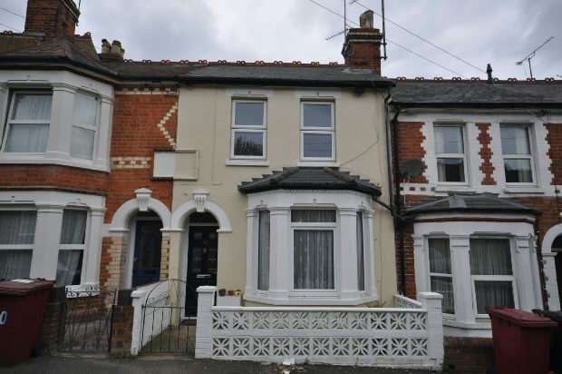 3 Bedrooms Terraced House for sale in Franklin Street, Reading