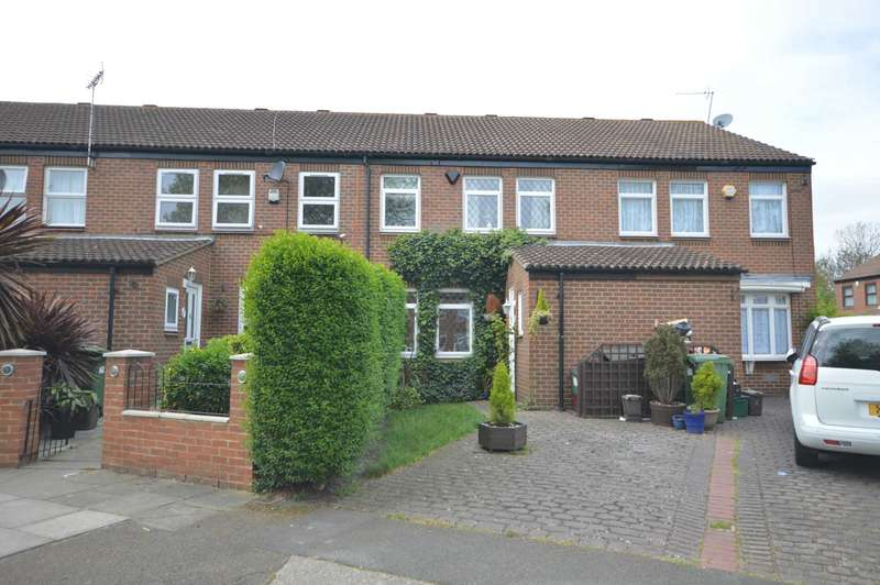 3 Bedrooms House for sale in Curlew Close, Thamesmead