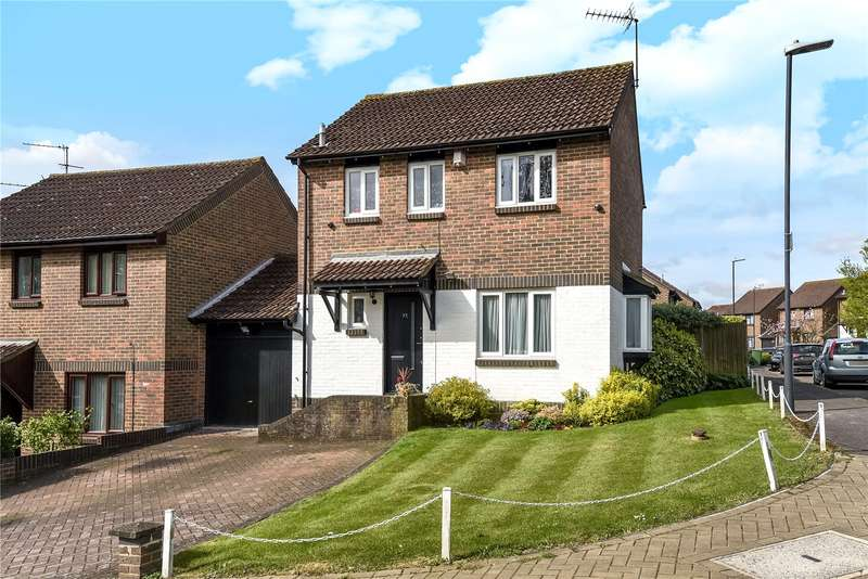 3 Bedrooms Link Detached House for sale in The Highway, Stanmore, Middlesex, HA7