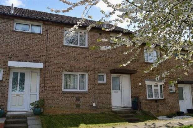 3 Bedrooms Terraced House for sale in Maidencastle, , Northampton NN3 8EH