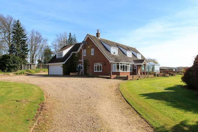 5 Bedrooms Farm House Character Property for sale in Great Witchingham, Norwich