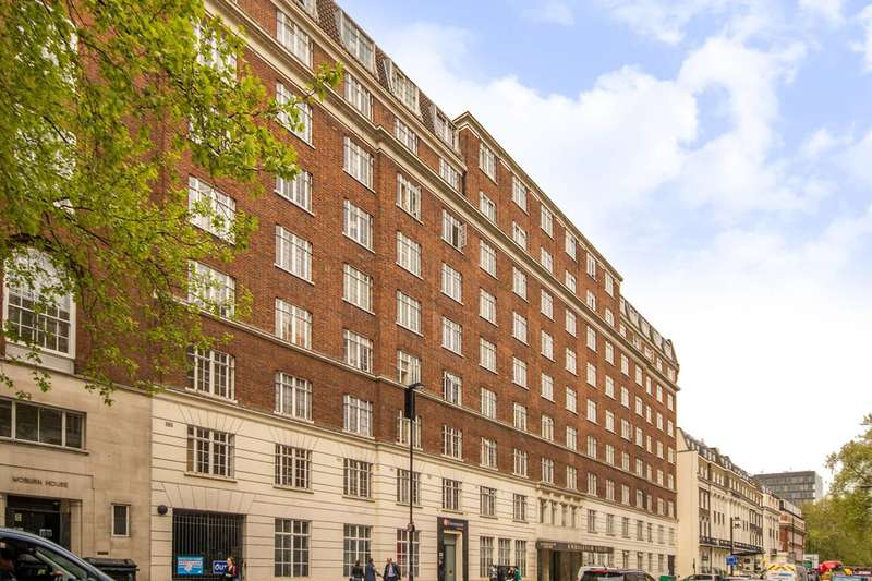 2 Bedrooms Flat for sale in Upper Woburn Place, Bloomsbury, WC1H