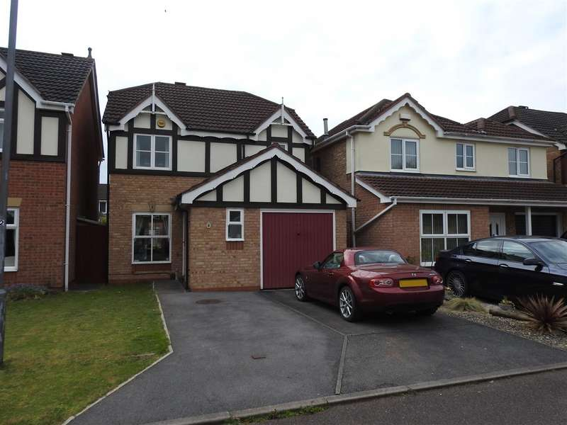3 Bedrooms Property for sale in Forge Mill Grove, Hucknall, Nottingham