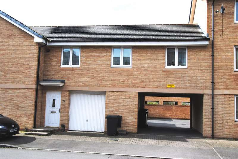 1 Bedroom Property for sale in Millgrove Street, Swindon