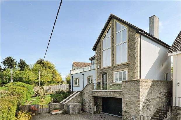 5 Bedrooms Detached House for sale in Fishpool Hill, BRISTOL, BS10 6SW