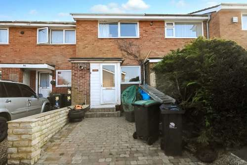 2 Bedrooms Terraced House for sale in Trent Way, Ferndown