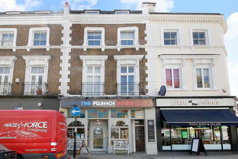 2 Bedrooms Flat for sale in Westow Hill, Crystal Palace, Upper Norwood, London, SE19 1SB