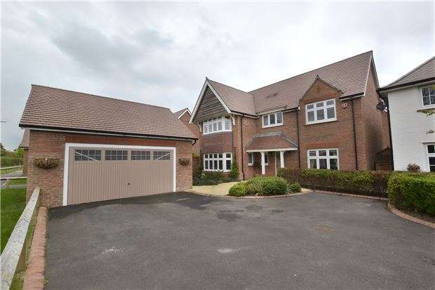4 Bedrooms Detached House for sale in Collett Close, Sellars Bridge, Hardwicke, GL2 4BG