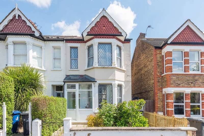 3 Bedrooms House for sale in Lynton Avenue, West Ealing, W13