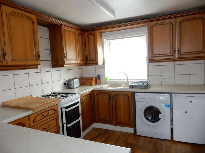 2 Bedrooms Flat for sale in Crosthwaite Court, Workington
