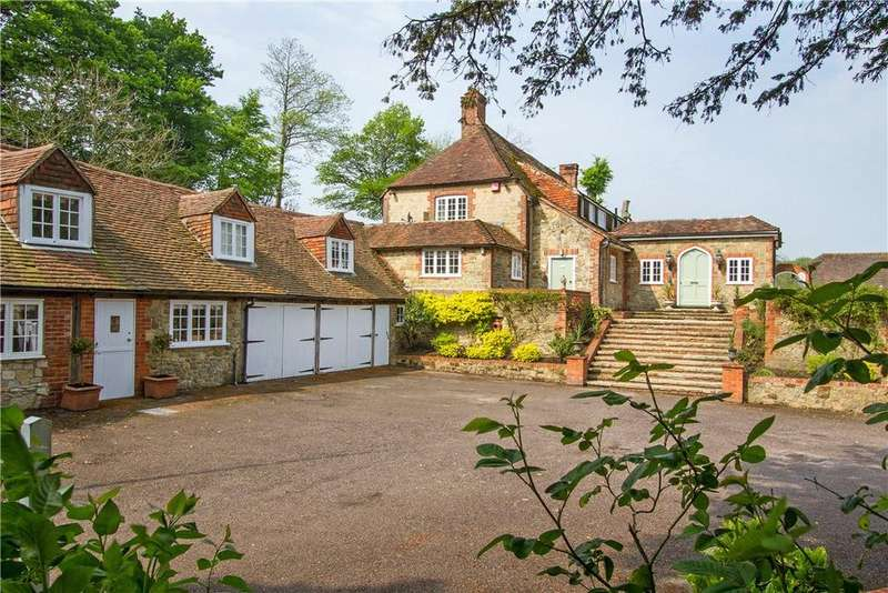 7 Bedrooms Detached House for sale in Henley, Haslemere, West Sussex, GU27