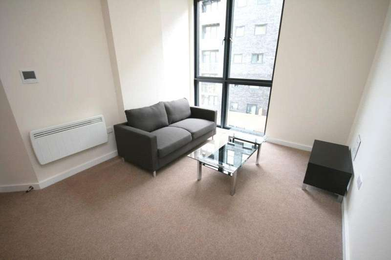 1 Bedroom Flat for sale in Potato Wharf, Castlefield, Manchester, Greater Manchester, M3