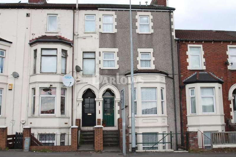 7 Bedrooms Terraced House for sale in Cowbridge Road East, Canton