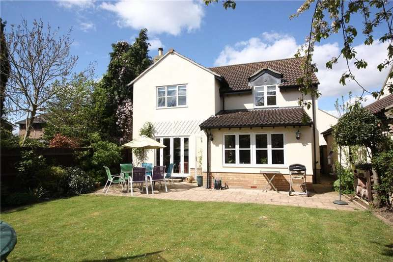 4 Bedrooms Detached House for sale in West Street, Comberton, Cambridge, CB23