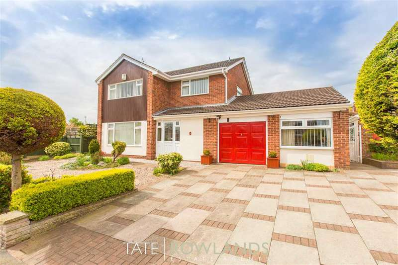 3 Bedrooms Detached House for sale in Cairndale Avenue, Connahs Quay