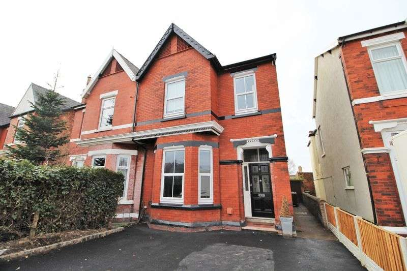 4 Bedrooms Semi Detached House for sale in Marshside Road, Southport