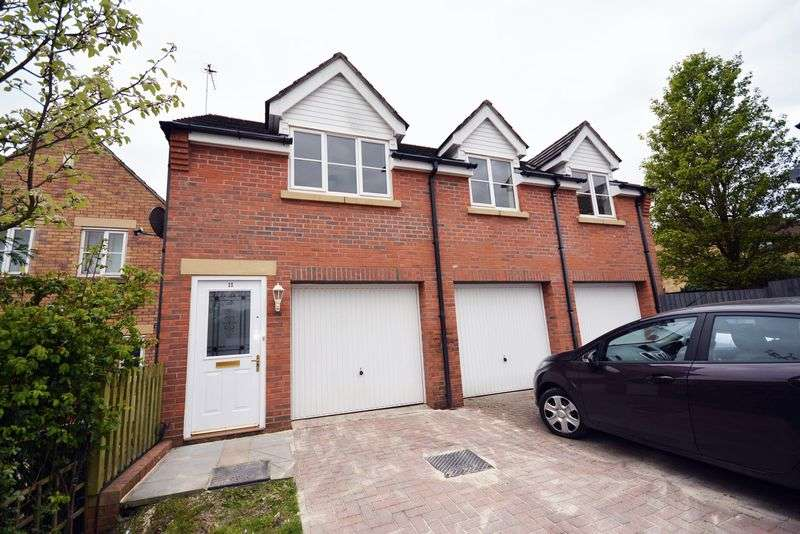 1 Bedroom Flat for sale in Eugene Close, St Mellons, Cardiff
