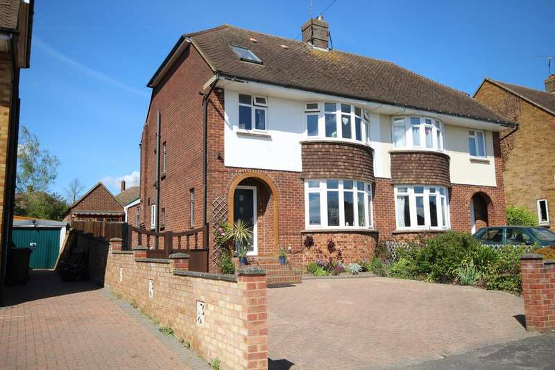 4 Bedrooms Semi Detached House for sale in Tonbridge Road, Barming, MAIDSTONE ME16