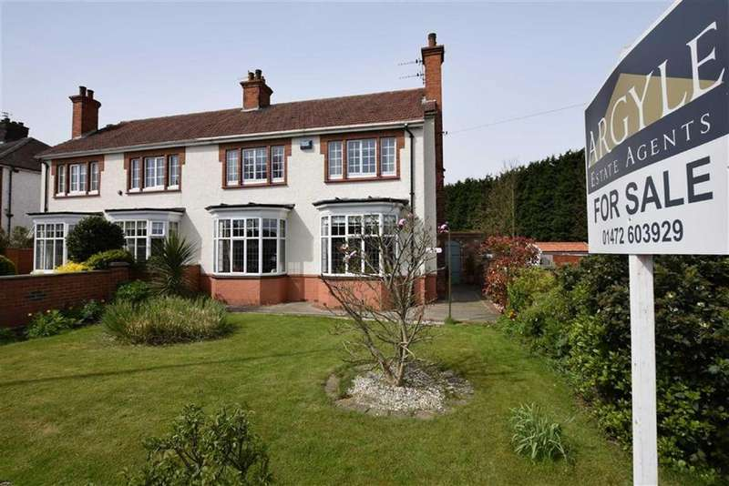 3 Bedrooms Semi Detached House for sale in Littlecoates Road, Grimsby, North East Lincolnshire
