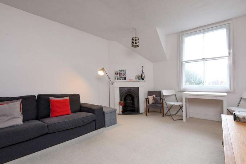 1 Bedroom Flat for sale in Surbiton Hill Road, Surbiton, KT6