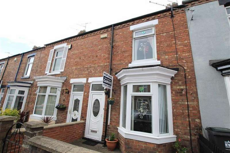 3 Bedrooms Terraced House for sale in Trafalgar Terrace, Darlington
