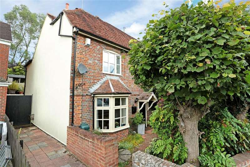 2 Bedrooms End Of Terrace House for sale in The Limes, Froxfield, Marlborough, Wiltshire