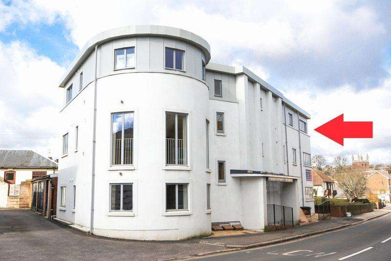 2 Bedrooms Apartment Flat for sale in Charlotte Street, Crediton