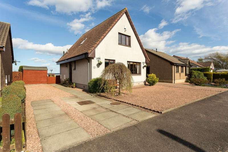 3 Bedrooms Detached Villa House for sale in Harbour Road, Tayport, DD6 9EX