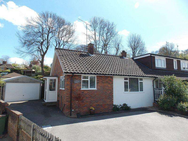 3 Bedrooms Bungalow for sale in Penlands Vale, Steyning