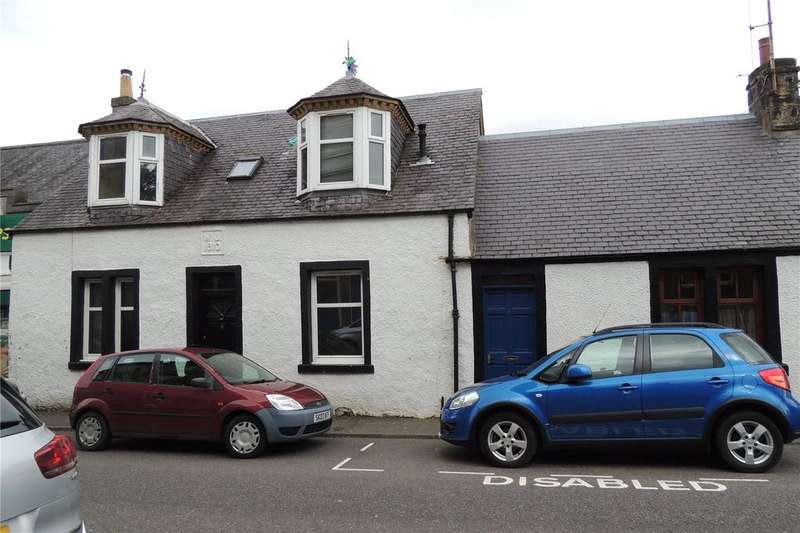 3 Bedrooms Semi Detached House for sale in 8 Main Street, Cambusbarron, Stirling, FK7