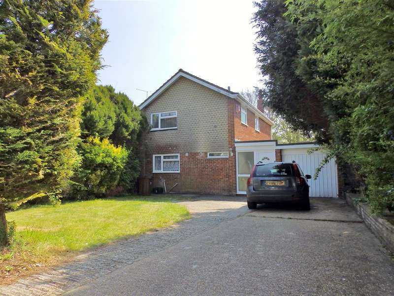 4 Bedrooms Detached House for sale in Burton Road, Eastbourne