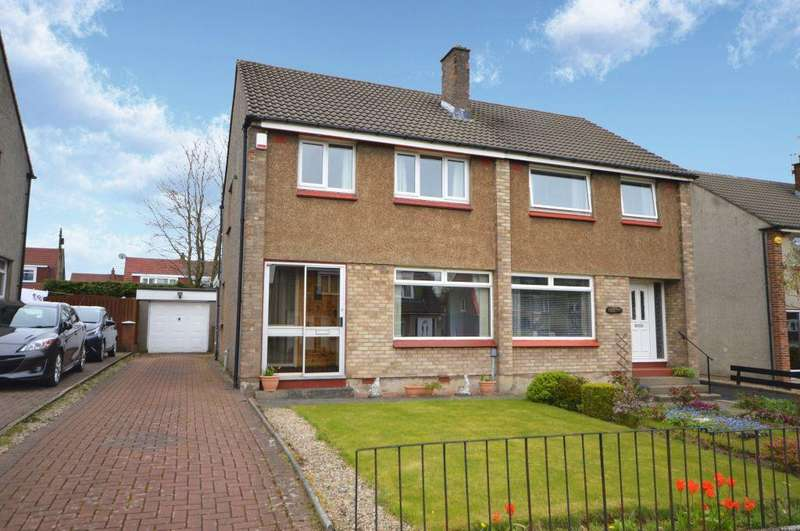 3 Bedrooms Villa House for sale in 31 Barrhill Road, Kirkintilloch, Glasgow, G66 3PW