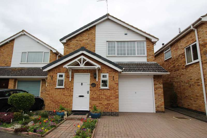 3 Bedrooms Detached House for sale in Coleman Road, Fleckney