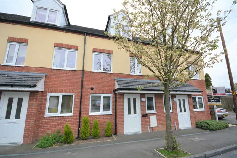 3 Bedrooms Town House for sale in Dunsmore Avenue, Hillmorton